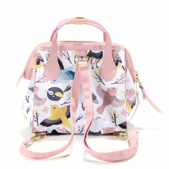 Dívčí školní batoh DOLCE VITA CUTE BIRDS