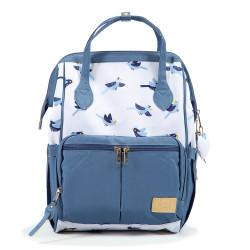 Dívčí školní batoh DOLCE VITA HELLO WORLD BIRDS